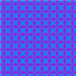 Purple Blue Diamonds
