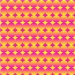 Pink Yellow Dot Fade