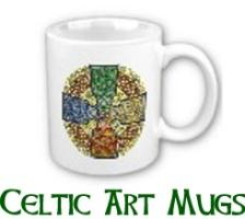 Celtic Art Mugs and Bottles