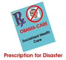 NO Obama-Care