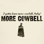 More Cowbell (Retro Wash)