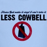 No More Cowbell