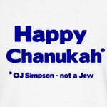 OJ Simpson Not A Jew