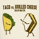 Taco vs Grilled Cheese Shirt
