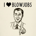 I Heart Blowjobs