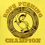Rope Pushing Champion