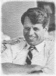 Robert F. Kennedy Photo Mosaic