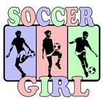 Soccer girl gifts