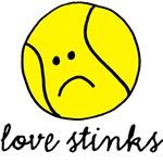 Tennis-Love Stinks