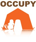 OCCUPY (tent)