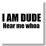I Am Dude