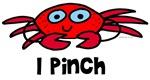 I pinch - crab