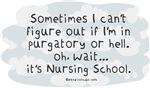 Oh Wait...it's Nursing School