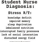 Student Nurse Diagnosis