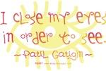 Gaugin Art Quote