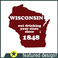 Wisconsin Outdrinking Your State