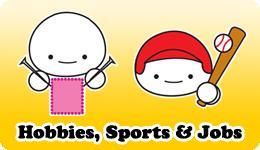 Hobbies, Activities and Jobs
