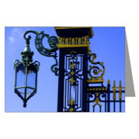 San Francisco Architectural Details Greeting Cards