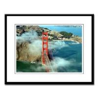 Golden Gate Bridge, SF Framed Photographs