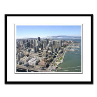 Aerial San Francisco Landmark Photography