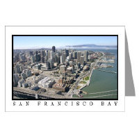<b>san francisco aerial photos greeting cards</b>