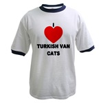 I love Turkish Van Cats