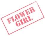 Flower Girl Stamp