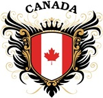 Canadian Flag T-shirts & Gifts