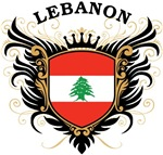 Lebanese Flag T-shirts & Gifts