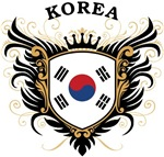 S. Korean Flag T-shirts & Gifts