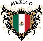 Mexican Flag T-shirts & Gifts