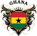 Ghanaian Flag T-shirts & Gifts