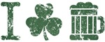 I Shamrock Beer [vintage]