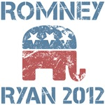 Vintage Romney Ryan R