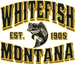 Whitefish Goldfish