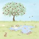 Farm Scene Illustrations