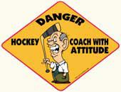 Hockey Coach Apparel & Gifts