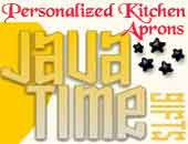 Kitchen Aprons | Personalized | Your Name