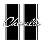 Chevelle Racing Stripes