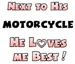 For the Ladies of Motorcycle Owners
