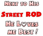 For the Ladies of Street Rod Owners