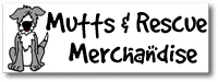 Mutts & Rescue Dogs Merchandise
