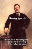 American Politics / Issues: Theodore Roosevelt