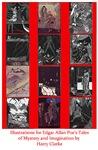 Harry Clarke and Edgar Allan Poe Wall Calendar