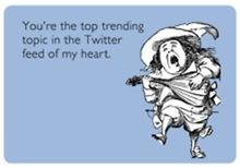 Trending Tweet Love