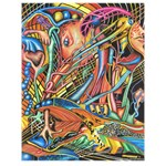 Anatomy Art Drawing #P0150