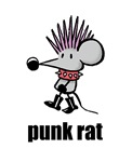 Pearls Before Swine Punk Rat