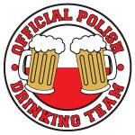 Official Polish Drinking Team Drinkware