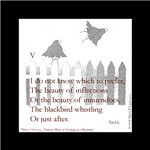 Thirteen Ways of Looking at a Blackbird