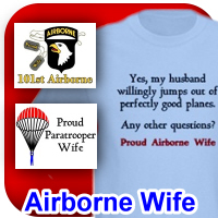 Airborne Wife Items